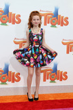 Francesca Capaldi Photo - LOS ANGELES - OCT 23  Francesca Capaldi at the Trolls Premiere at Village Theater on October 23 2016 in Westwood CA