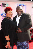 David Mann Photo - LOS ANGELES - JUN 29  Tamela Mann David Mann at the 2014 BET Awards - Arrivals at the Nokia Theater at LA Live on June 29 2014 in Los Angeles CA