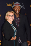 Aloe Blacc Photo - LOS ANGELES - AUG 25  Gabrielle Carteris Aloe Blacc at the 4th Annual Dynamic  Diverse Celebration at the TV Academy Saban Media Center on August 25 2016 in North Hollywood CA