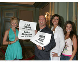 Sara Bronson Photo - Lisa Gleave Howie Mandel and DealNoDeal ModelsTameka Jacobs Sara BronsonNBC TCA All Star PartyPasadena CAJuly 22 2006
