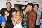 Melissa Ordway Photo - LOS ANGELES - MAR 27  Sean Carrigan Camryn Grimes Hunter King Melissa Ordway Kelli Goss Robert Adamson Lachlan Buchanan at the A Girl Like Her Screening at the ArcLight Hollywood Theaters on March 27 2015 in Los Angeles CA