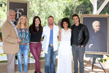 Darin Brooks Photo - LOS ANGELES - APR 14  John McCook Katherine Kelly Lang Heather Tom Jacob Young Karla Mosley Darin Brooks at the Home and Family Celebrates Bold and Beautifuls 30 Years at Universal Studios Back Lot on April 14 2017 in Los Angeles CA