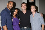 Daniel Goddard Photo - LOS ANGELES - AUG 24  Lamon Archey Mishael Morgan Daniel Goddard Greg Rikaart at the Young  Restless Fan Club Dinner at the Universal Sheraton Hotel on August 24 2013 in Los Angeles CA