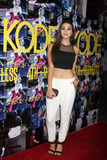 Kira Kosarin Photo - LOS ANGELES - SEP 23  Kira Kosarin at the KODE Magazine October 2015 Issue Party at the The Well on September 23 2015 in Los Angeles CA