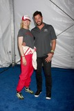 Jenna Elfman Photo - LOS ANGELES - APR 9  Jenna Elfman Maksim Chmerkovskiy at the Toyota ProCeleb Race Press Day 2013 at the Toyoto Grand Prix Circuit on April 9 2013 in Long Beach CA