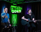 Andy Hurley Photo - BALA CYNWYD PA - JUNE 27 (L to R) Andy Hurley  Patrick Stump of American Alternative Rock Band Fall Out Boy Perform at Radio 1045s Performance Theatre on June 27 2014 in Bala Cynwyd Pennsylvania (Photo by Paul J FroggattFamousPix)
