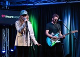 The Ting Tings Photo - BALA CYNWYD PA USA - APRIL 10 (L to R) Katie White and Jules De Martino of British Indie Rock Duo The Ting Tings Perform at Mix 106s Performance Theatre on April 10 2015 in Bala Cynwyd Pennsylvania United States (Photo by Paul J FroggattFamousPix)