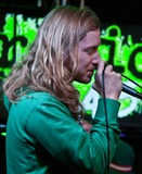 Asher Roth Photo - BALA CYNWYD PA - APRIL 02 American Hip Hop Singer-Songwriter Asher Roth Performs at Radio 1045s Performance Theatre on April 02 2014 in Bala Cynwyd Pennsylvania (Photo by Paul J FroggattFamousPix)