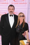 Jillie Mack Photo - Universal City California 4-19-2009Tom Selleck Jillie MackTV Land Awards - Gibson AmphitheaterDigital photo by Nick Sherwood-PHOTOlinknet