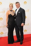Andrea Anders Photo - Photo by REWestcomstarmaxinccomSTAR MAX2014ALL RIGHTS RESERVEDTelephoneFax (212) 995-119682514Andrea Anders and Matt LeBlanc at The 66th Annual Primetime Emmy Awards(Los Angeles CA)