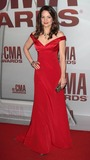 Kimberly Williams Photo - Photo by Quasarstarmaxinccom2011ALL RIGHTS RESERVEDTelephoneFax (212) 995-119611911Kimberly Williams at the 45th Annual CMA Awards(Nashville TN)