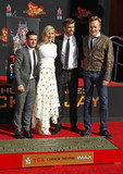 Conan OBrien Photo - Photo by REWestcomstarmaxinccomSTAR MAX2015ALL RIGHTS RESERVEDTelephoneFax (212) 995-1196103115Josh Hutcherson Jennifer Lawrenc Liam Hemsworth and Conan OBrien at a hand and footprint ceremony at TCL Chinese Theatre(Hollywood CA)