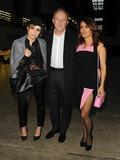 Noomi Rapace Photo - Photo by KGC-102starmaxinccomSTAR MAX2015ALL RIGHTS RESERVEDTelephoneFax (212) 995-119622315Noomi Rapace with Salma Hayek and her husband Francois-Henri Pinault are seen at the Christopher Kane Runway Show during London Fashion Week(London England UK)