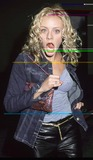 Jessica Cauffiel Photo - Photo by Russ Einhorn 100300Copyright Star Max 2000   Tigerland PremiereTwentieth Century Fox Studios Century City  CaliforniaJessica Cauffiel 2
