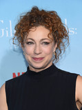 Alex Kingston Photo - Photo by KGC-11starmaxinccomSTAR MAX2016ALL RIGHTS RESERVEDTelephoneFax (212) 995-1196111816Alex Kingston at Netflixs Gilmore Girls A Year In The Life Premiere held at the Fox Bruin Theater Los Angeles CA
