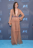 Carly Chaikin Photo - Photo by KGC-11starmaxinccomSTAR MAX2016ALL RIGHTS RESERVEDTelephoneFax (212) 995-119611716Carly Chaikin at The 21st Annual Critics Choice Awards(Santa Monica CA)