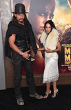Lisa Bonet Photo - Photo by KGC-11starmaxinccomSTAR MAX2015ALL RIGHTS RESERVEDTelephoneFax (212) 995-11965715Jason Momoa and Lisa Bonet at the premiere of Mad Max Fury Road(Los Angeles CA)