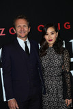 Alicia Hannah Photo - Photo by gotpapstarmaxinccomSTAR MAX2016ALL RIGHTS RESERVEDTelephoneFax (212) 995-119612816Sebastian Roche and Alicia Hannah at the premiere of The Man In The High Castle Season 2 in Los Angeles CA