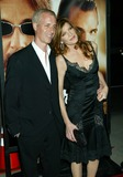 RENEE RUSSO Photo - Photo by NPXstarmaxinccom200592605Rene Russo and husband Dan Gilroy at the premiere of Two for the Money(Beverly Hills CA)