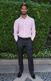 Alfred Enoch Photo - Photo by KGC-11starmaxinccomSTAR MAXCopyright 2016ALL RIGHTS RESERVEDTelephoneFax (212) 995-119692516Alfred Enoch at The Rape Foundations Annual Brunch(Beverly Hills CA)