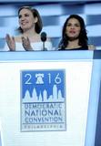 Lena Dunham Photo - Photo by Dennis Van TinestarmaxinccomSTAR MAX2016ALL RIGHTS RESERVEDTelephoneFax (212) 995-119672616Lena Dunham and America Fererra at Day 2 of The Democratic National Convention(Philadelphia PA)