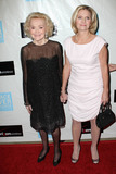 Agnes Nixon Photo - Agnes Nixon (L) and Cathy Chicos attend Peace Over Violences 39th Annual Humanitarian Awards held at the Beverly Hills Hotel Los Angeles CA 102910