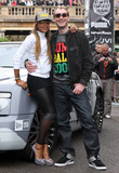 Maximillion Cooper Photo - Eve and Maximillion Cooper at the start of the Gumball 3000 held at Covent Garden The race finishes at Istanbul Turkey on June 1 London UK 52611