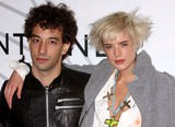 Albert Hammond Photo - Albert Hammond Jr and Agyness Deyn Arriving at the Opening Party For Mobile Art Chanel Contemporary Art Container by Zaha Hadid at Rumsey Playfield Central Park in New York City on 10-21-2008 Photo by Henry McgeeGlobe Photos Inc 2008
