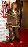 Michelle Hurd Photo - Michelle Hurd Arriving at the Opening Night Performance of Mario Cantonelaugh Whore at the Cort Theatre in New York City on October 24 2004 Photo by Henry McgeeGlobe Photos Inc 2004