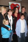 Kelly ODonnell Photo - Rosie ODonnell Kelli kids4901JPGNYC  011910Rosie ODonnell with former partner Kelli ODonnell and their 4 kids Parker ODonnell (14 12 years old) Chelsea ODonnell (12 12) Blake ODonnell (9 years old) and Vivienne ODonnell (7 years old) at a screening of her new HBO documentary A Family Is a Family Is a Family A Rosie ODonnell Celebration at the HBO officesDigital Photo by Adam Nemser-PHOTOlinknet