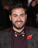 Andrea Faustini Photo - Nov 10 2014 - London England UK - The Hunger Games Mockingjay Part 1  World Premiere Odeon Leicester SquarePhoto Shows Andrea Faustini