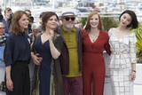 Agnes Jaoui Photo - CANNES FRANCE - MAY 17 Director Maren Ade Director Agnes Jaoui director Pedro Amoldovar actress Jessica Chastain actress Fan Bingbing attends the Jury photocall during the 70th annual Cannes Film Festival at Palais des Festivals on May 17 2017 in Cannes France(Photo by Laurent KoffelImageCollectcom)