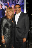 Judge Mathis Photo - Judge Joe Mathis and Linda Mathis arriving at the Joyful Noise Los Angeles Premiere at Graumans Chinese Theatre on January 9 2012 in Hollywood California