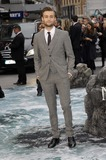 Douglas Booth Photo - March 31 2014 LondonDouglas Booth arriving at the UK premiere of Noah at the Odeon Leicester Square on March 31 2014 in London