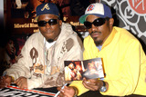 Antwan Patton Photo - Outkast Andre Benjamin and Antwan Patton sign their new CD Idlewild at Virgin Megastore