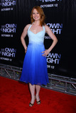Alicia Witt Photo - Actress Alicia Witt arriving at the We Own The Night film premiere at the Chelsea West Cinema