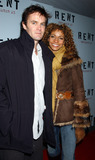 Michelle Hurd Photo - Garret Dillahunt and Michelle Hurd on the red carpet at the premiere of the movie version of the hit Broadway show Rent