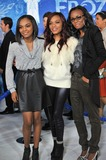 McClain Sisters Photo - Pop group McClain - China Anne McClain  sisters Sierra  Lauryn - at the premiere of Disneys Frozen at the El Capitan Theatre HollywoodNovember 19 2013  Los Angeles CAPicture Paul Smith  Featureflash