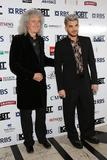 Adam Lambert Photo - Brian May Adam Lambert at The British LGBT Awards at the Grand Connaught Rooms LondonMay 13 2016  London UKPicture James Smith  Featureflash
