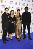 Nathan Stewart-Jarrett Photo - Iwan Rheon Antonia Thomas Lauren Socha and Nathan Stewart-Jarrett arriving for the British Comedy Awards 2011 at Fountains Studios Wembley London 19122011 Picture by Steve Vas  Featureflash