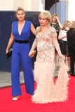 Sally Farmiloe Photo - Jade and Sally Farmiloe arriving for the Arqiva British Academy Television Awards (Bafta TV Awards) at Theatre Royal London 18052014 Picture by Alexandra Glen  Featureflash
