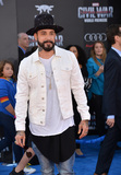 AJ McLean Photo - LOS ANGELES CA April 12 2016 AJ McLean of the Backstreet Boys at the world premiere of Captain America Civil War at the Dolby Theatre HollywoodPicture Paul Smith  Featureflash