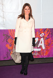 Albert Hall Photo - Carol Vorderman arriving for the press night of Cirque Du Soleils Kooza at The Royal Albert Hall London 08012013  Picture by Alexandra Glen  Featureflash