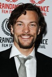 Kyle Schmid Photo - Kyle Schmid arrives for the Dark Hearts Screening as part of the Raindance Festival 2012 at the Apollo Cinema London 29092012 Picture by Steve Vas  Featureflash