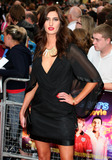 Jessica Knappett Photo - Jessica Knappett arriving for The Inbetweeners The Movie film premiere at the Vue Leicester Square London 16082011 Picture by Alexandra Glen  Featureflash