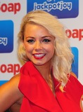 Sacha Parkinson Photo - Sacha Parkinson arriving for the Inside Soap Awards 2011 at Gilgamesh Camden London 26092011 Picture by Simon Burchell   Featureflash