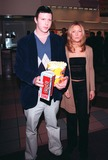 Goldie Photo - 05NOV98 Chers son ELIJAH BLUE with Goldie Hawns daughter KATIE HUDSON at Hollywood premiere of Velvet Goldmine