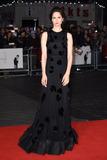 Katherine Waterston Photo - Katherine Waterston at the UK premiere of Steve Jobs on the closing night of the BFI London Film Festival 2015 at the Odeon Leicester Square LondonOctober 18 2015  London UKPicture Steve Vas  Featureflash