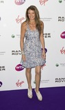 Annabel Croft Photo - Annabel Croft arriving for The WTA Pre Wimbledon Party Rooftop Gardens Kensington London 16062011  Picture by Simon Burchell  Featureflash