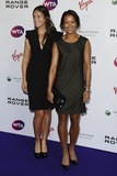 Anne Keothavong Photo - Laura robson and Anne Keothavong arriving for the Pre Wimbledon Party Kensington Roof Gardens London 16072011  Picture by Steve Vas  Featureflash